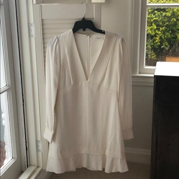 A.L.C. Dresses & Skirts - A.L.C. Little White Dress